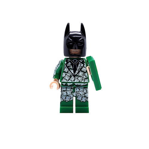 Dollar Bill Batman - Bricktober 2017- The LegoBatman Movie - (5004339)