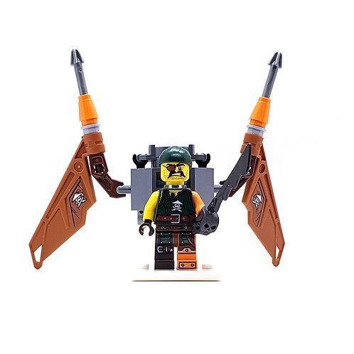 Sqiffy - Ninja Bike Chase - (70600)