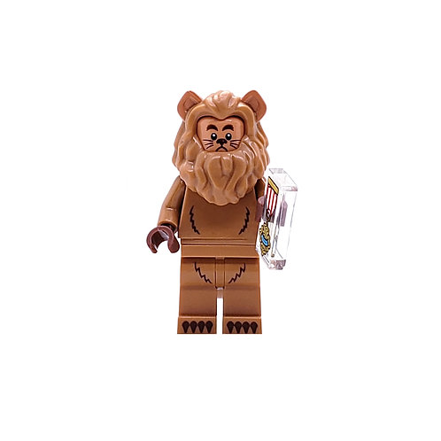 Cowardly Lion - The Lego Movie Series 2 - (71023)