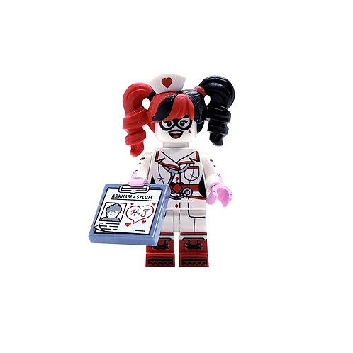 Nurse Harley Quinn - The Lego Batman Movie Series 1 - (71017)