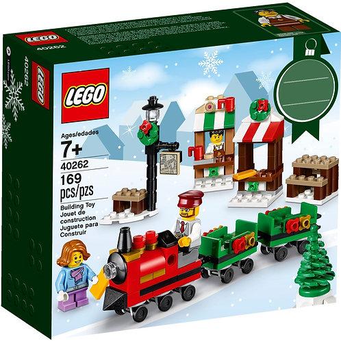 Christmas Holiday mini modular set - (40262)