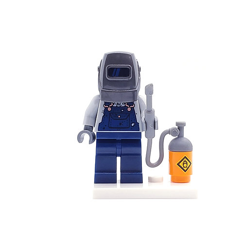 Welder - Lego Minifigure Series 11 (71002)