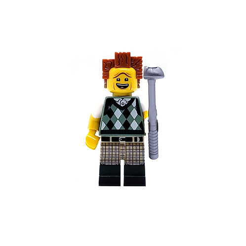 Gone Golfin' President Business - The Lego Movie Series 2 - (71023)