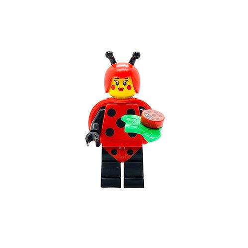 Ladybug Girl - Lego Minifigure Series 21 - (71029)