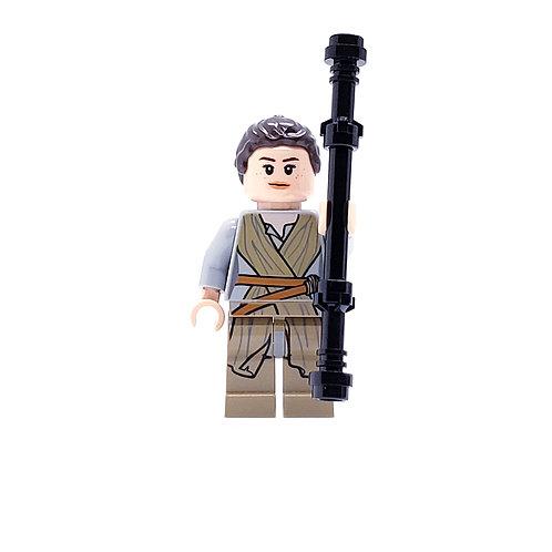 Rey - Encounter on Jakku - (75148)