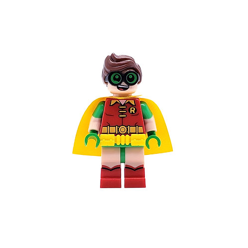 Robin - The Lego Batman Movie - Catwoman Catcycle Chase - (70902)