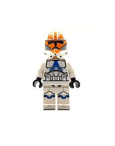 332nd Company Clone Trooper - Armored Assault Tank - (75283)