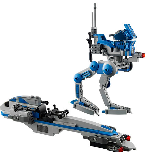 Parted Set: AT-RT Walker & BARC only - (75280)