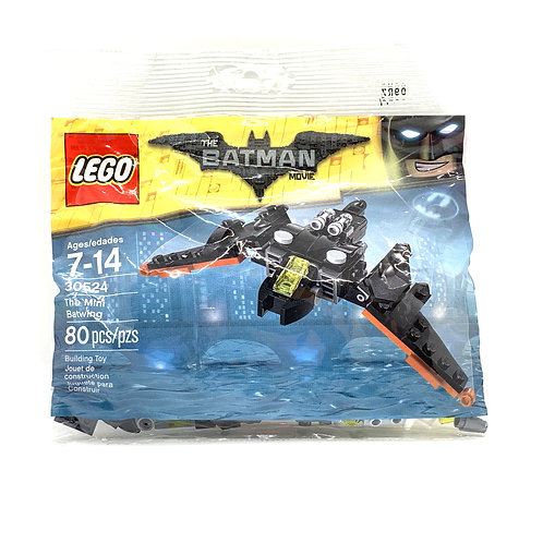 The Mini Batwing - The Mini Batwing Polybag - (30524)