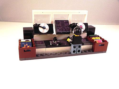 Custom: DJ Booth
