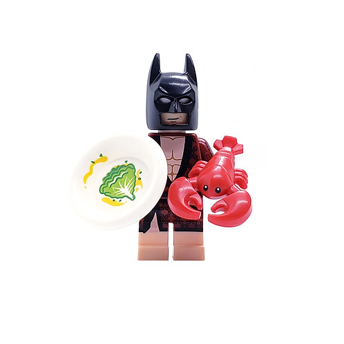 Lobster Lovin' Batman - The Lego Batman Movie Series 1 - (71017)