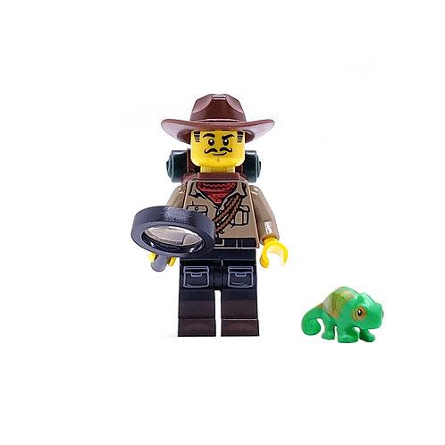 Jungle Explorer - Lego Minifigure Series 19 (71025)