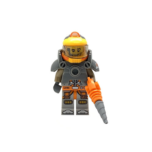 Space Miner - Lego Minifigure Series 12 - (71007)