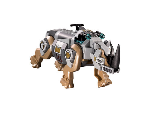 Parted Set: Rhino Only - Rhino Face-Off by the Mine - (76099)