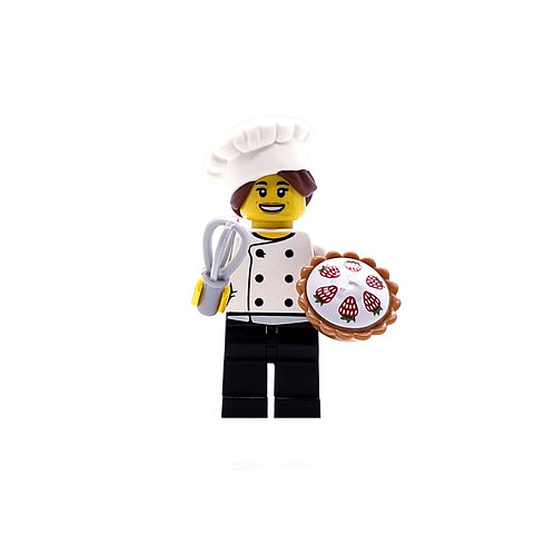 Gourmet Chef - Lego Minifigure Series 17 (71018)