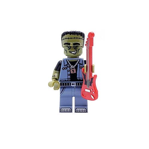 Rocker Frankenstein - Lego Minifigure Series 14 - (71010)