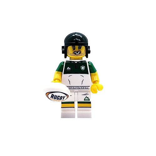 Rugby Player - Lego Minifigure Series 19 (71025)
