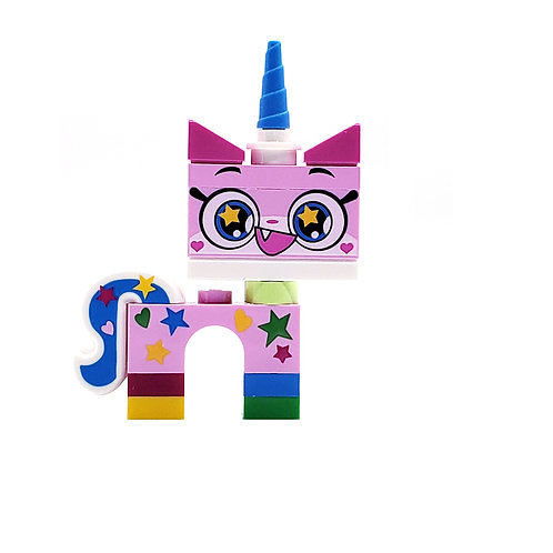 Rainbow Unikitty - Unikitty Series 1 - (41775)