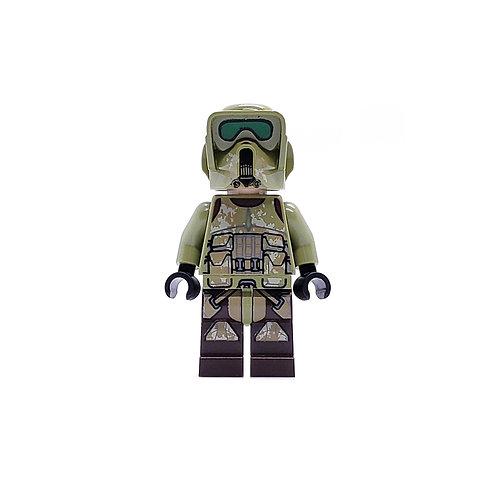Kashyyyk Clone Trooper - Clone Scout Walker 20th Anniversary - (75261)