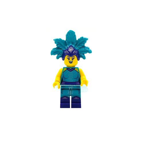Cabaret Singer - Lego Minifigure Series 21 - (71029)