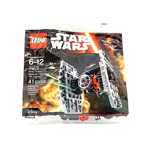 Tie Fighter - First Order Special Forces Tie Fighter Polybag - (30276)