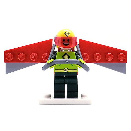 Kite Man - The Lego Batman Movie - The Riddler Riddle Racer - (70903)