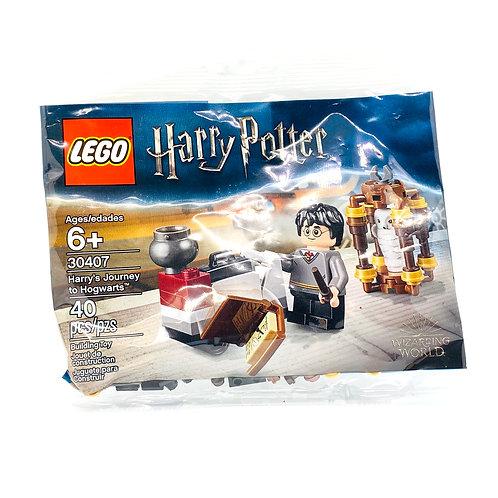Harry Potter - Harry's Journey to Hogwarts - (30407)