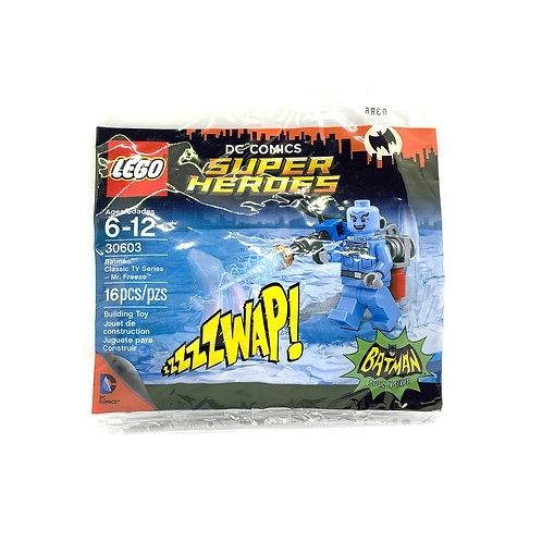 Mr. Freeze - Classic Mr. Freeze Polybag - (30603)