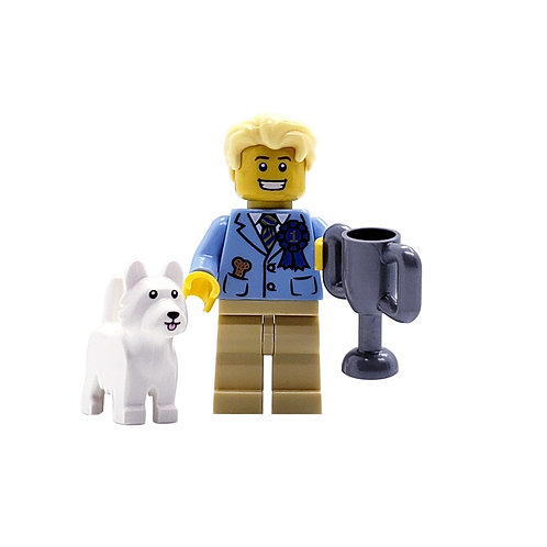 Dog Show Winner - Lego Minifigure Series 16 (71013)