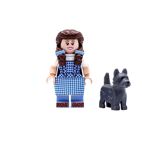 Dorothy Gale & Toto - The Lego Movie Series 2 - (71023)