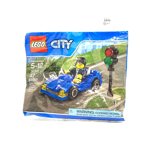 Sport Car - Sports Car Polybag - (30349)