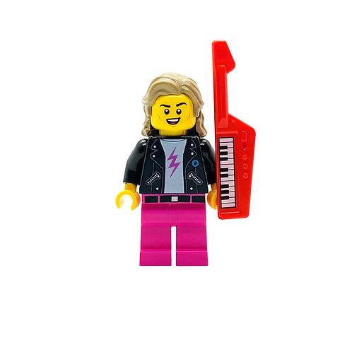 80s Musician - Lego Minifigure Series 20 - (71027)