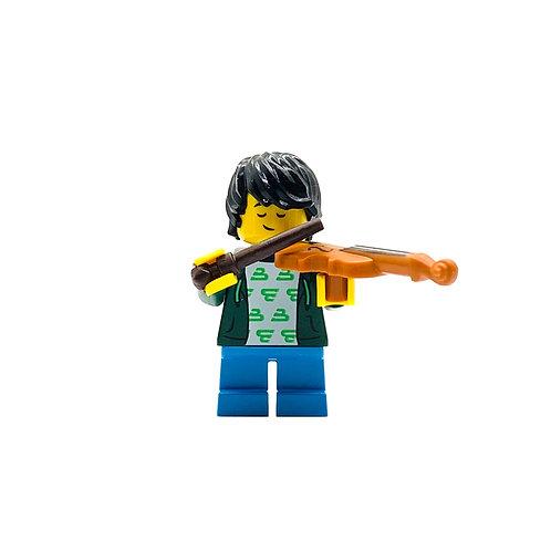 Violin Kid - Lego Minifigure Series 21 - (71029)