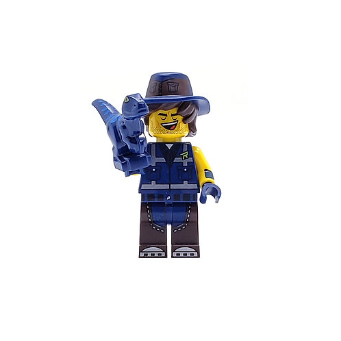 Vest Friend Rex - The Lego Movie Series 2 - (71023)