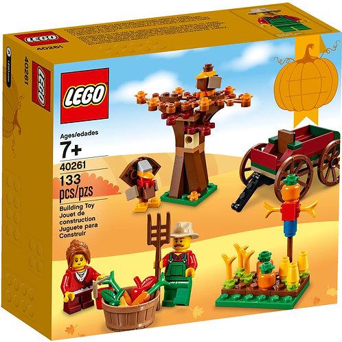 Lego Thanksgiving Holiday Mini Set