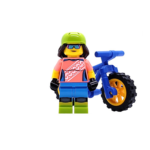 Mountain Biker - Lego Minifigure Series 19 (71025)