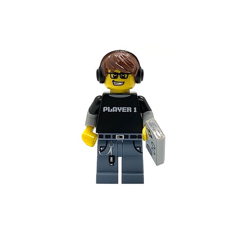 Video Game Guy - Lego Minifigure Series 12 - (71007)