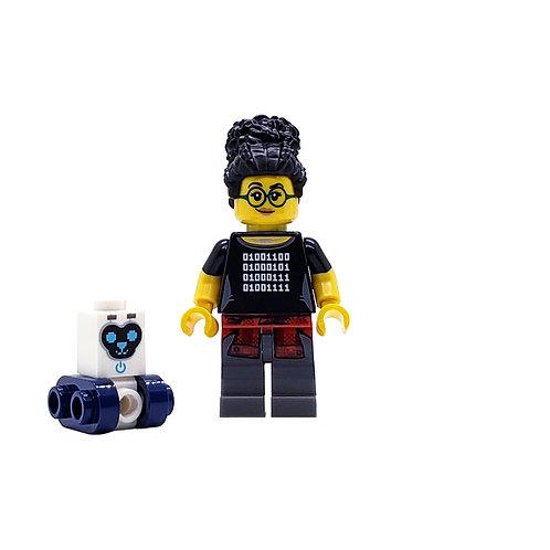 Programmer - Lego Minifigure series 19 (71025)