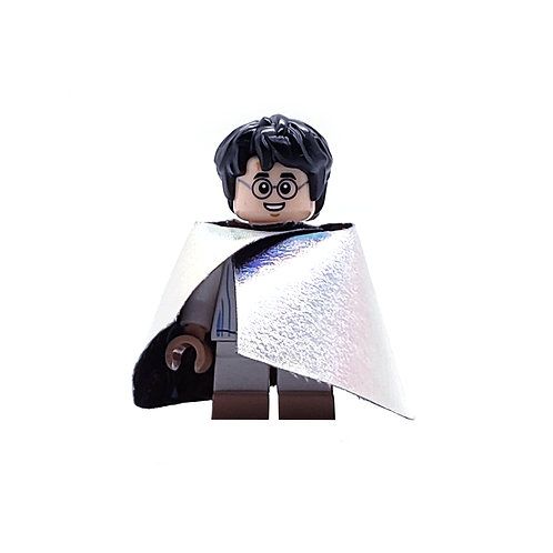 Harry Potter (invisibility cloak) - Harry Potter Minifig Series 1 - (71022)