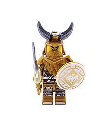 Dragon Master (Sensei Wu) - Dragon Pit - (70655)