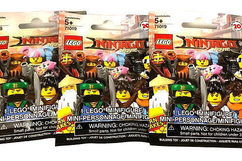The Ninjago Movie Minifigure Series - (71019)