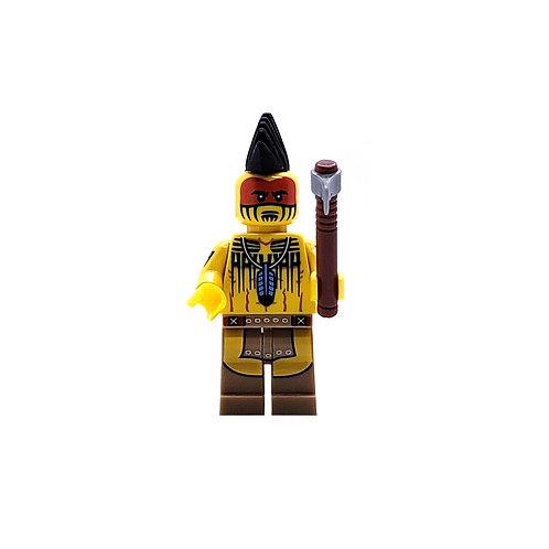 Tomahawk Warrior - Lego Minifigure Series 10 (71001)
