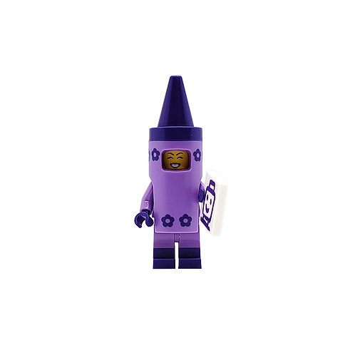 Crayon Girl - The Lego Movie Series 2 - (71023)
