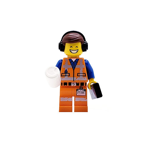 Awesome Remix Emmet - The Lego Movie Series 2 - (71023)
