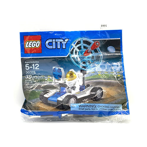 Space Man - Space Man withVehicle Polybag - (30315)