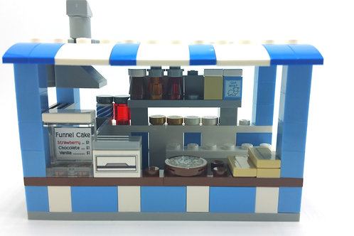 Custom: Funnel Cake Stall