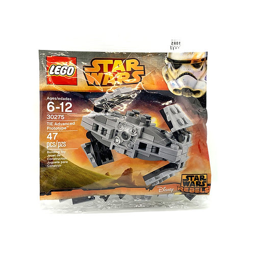 TIE Advanced Prototype - TIE Advanced Prototype Polybag - (30275)
