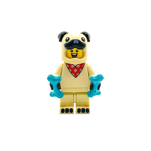Pug Costume Guy - Lego Minifigure Series 21 - (71029)