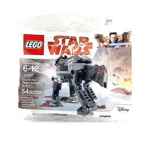 First Order Heavy Assault Walker - First Order Polybag - (30497)