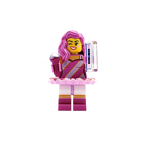 Candy Rapper -  The Lego Movie Series 2 - (71023)